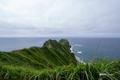 [北海道][灯台]電磁台から神居岬灯台を望む
