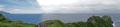 [北海道]神威岬展望台から神居岬灯台までのパノラマ写真