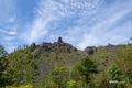 [北海道]有珠山 大有珠 烏帽子岩