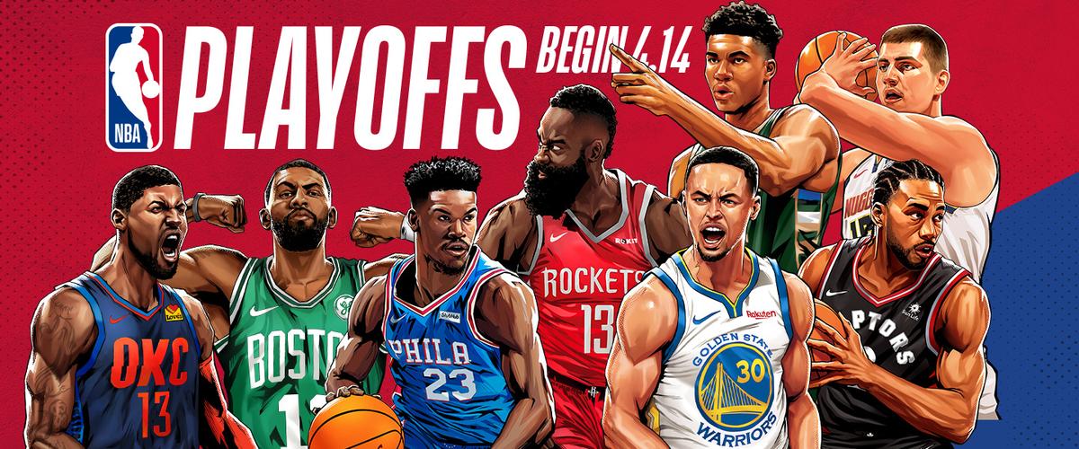 NBA プレーオフ 2019 チーム
