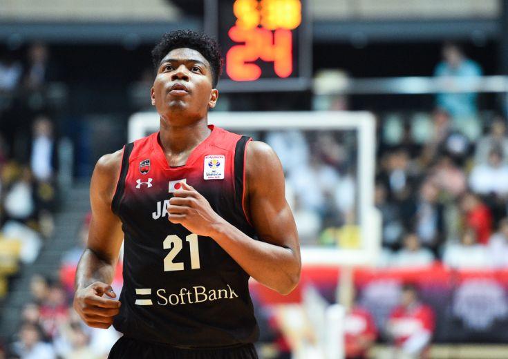 八村 日本代表 NBA ドラフト