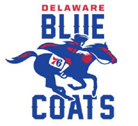 ブルー コート
