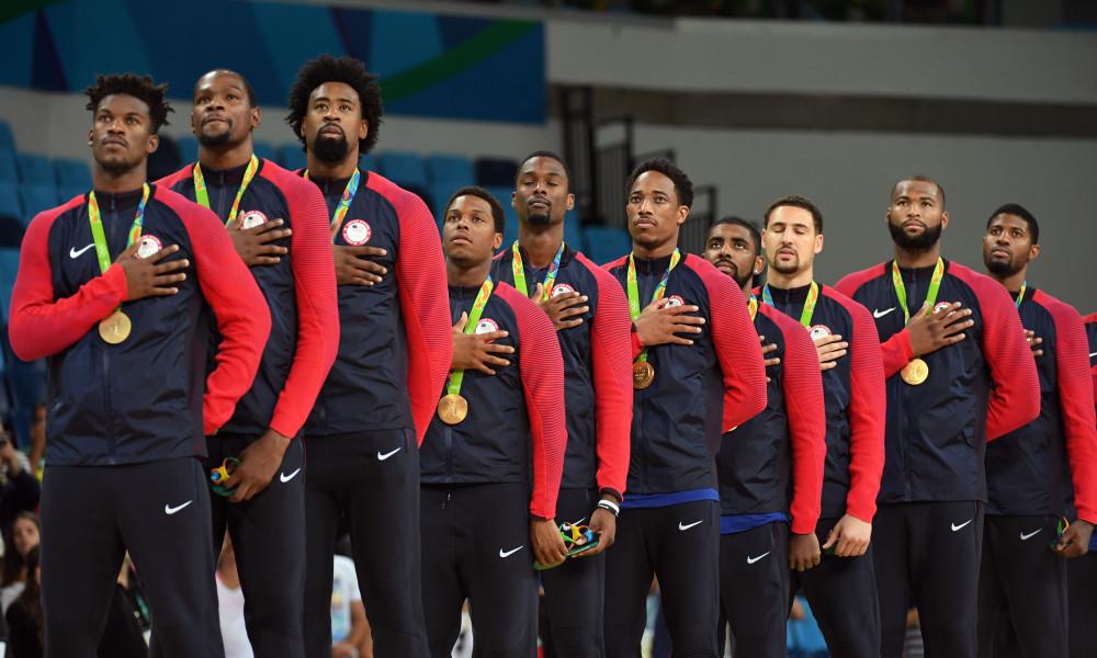 オリンピック バスケ アメリカ代表