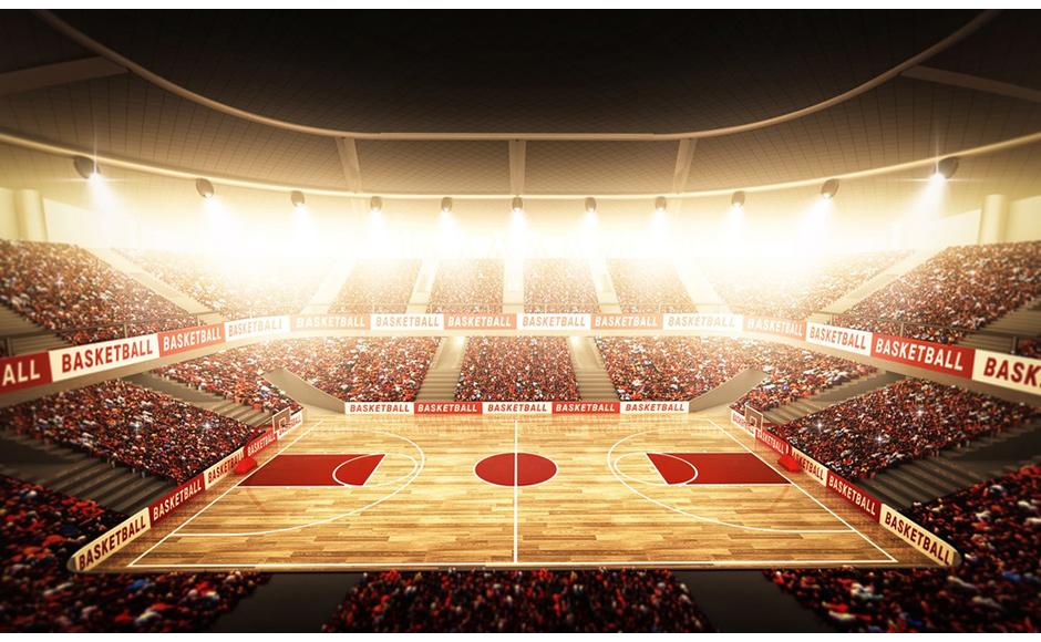 NBA 会場