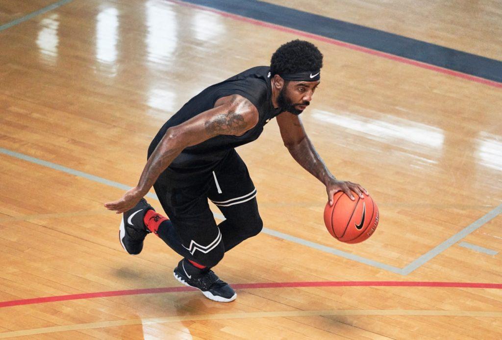 アービング NBA ナイキ