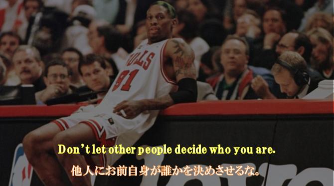 NBA ロッドマン NBA