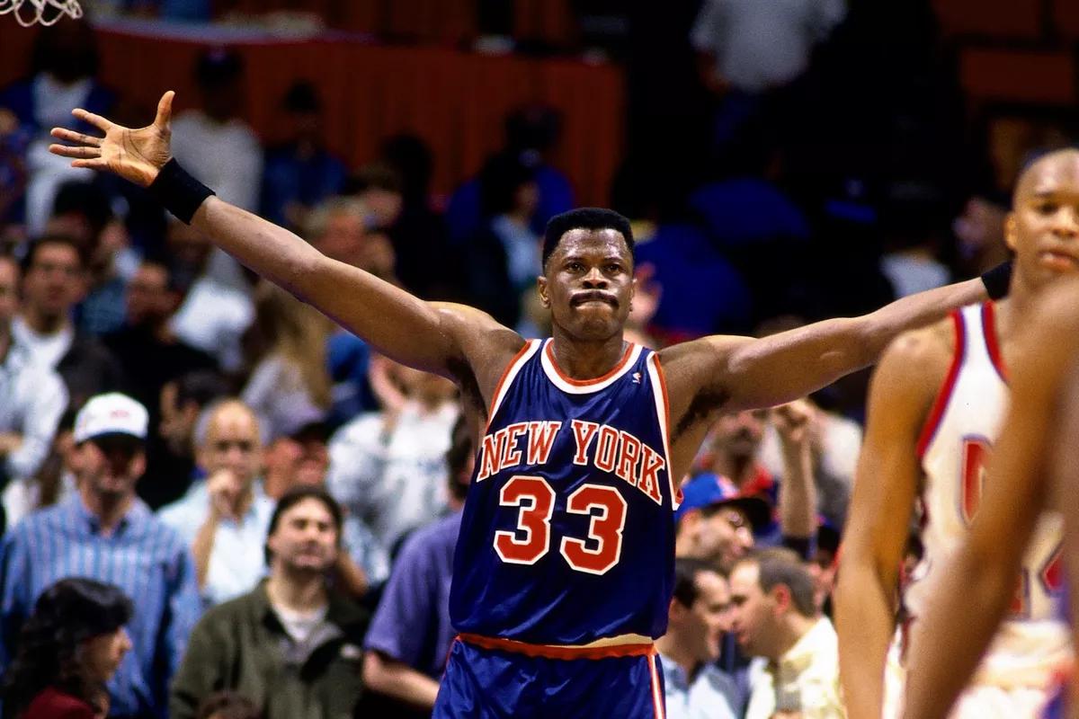 パトリック ユーイング NBA
