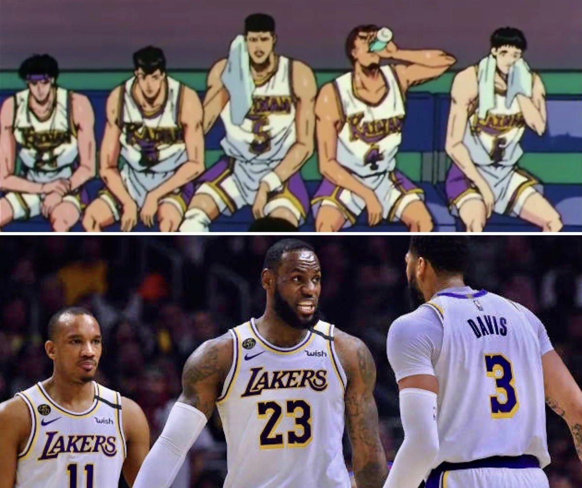 NBA スラムダンク 海南