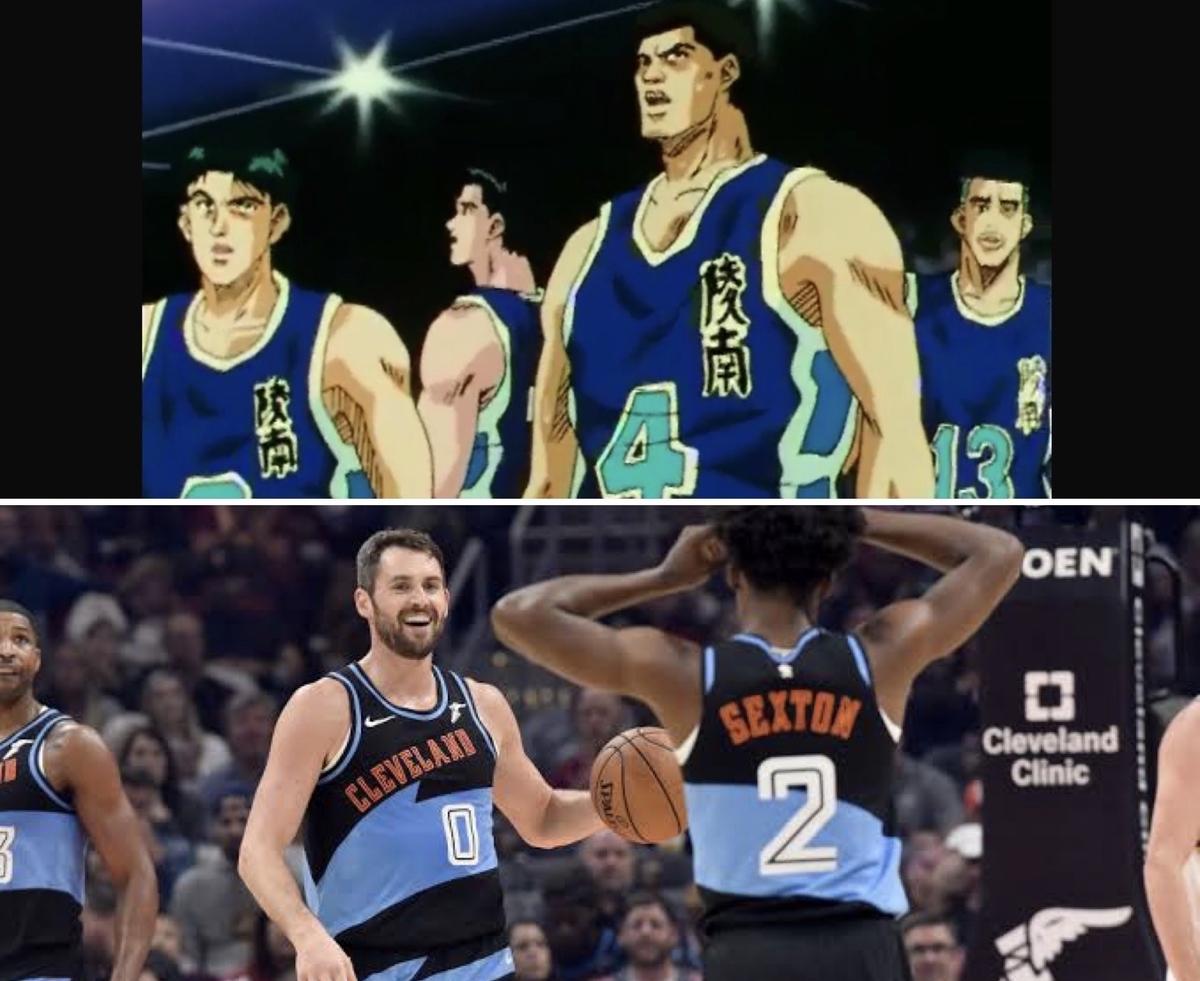 NBA スラムダンク 陵南