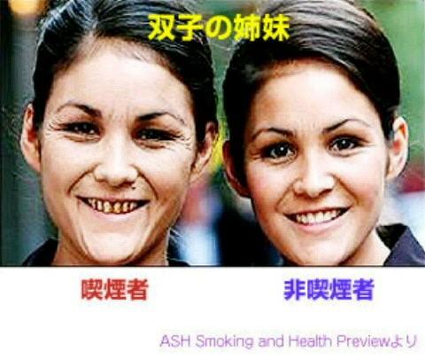 が きれいに 肌 まで 禁煙 なる