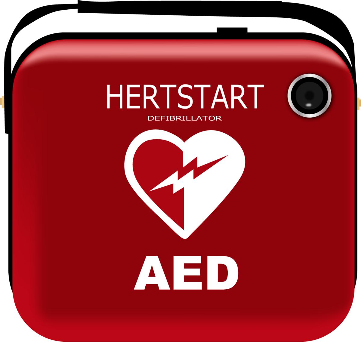 AEDの機械の画像