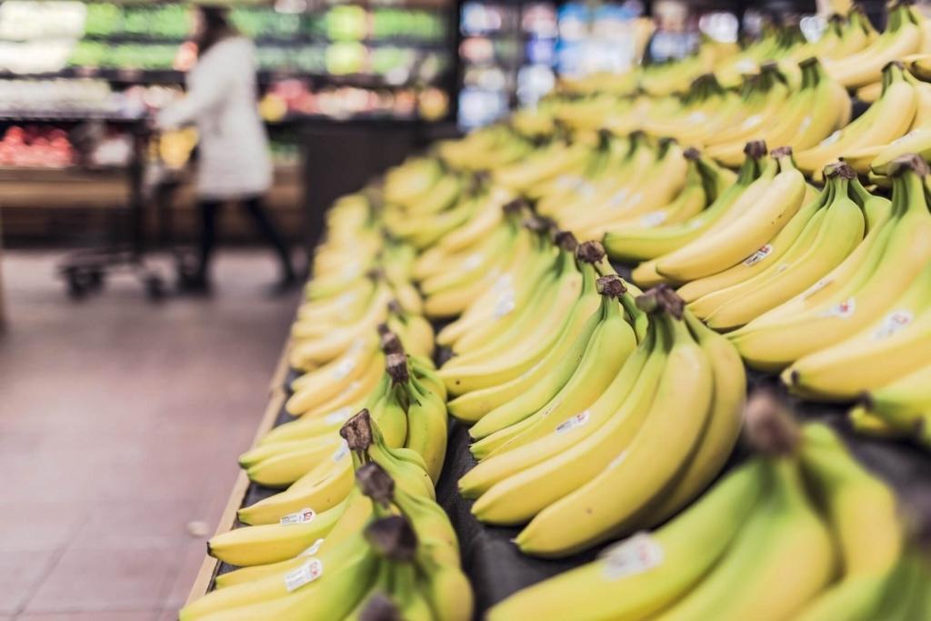 バナナミルクは栄養補給に適している