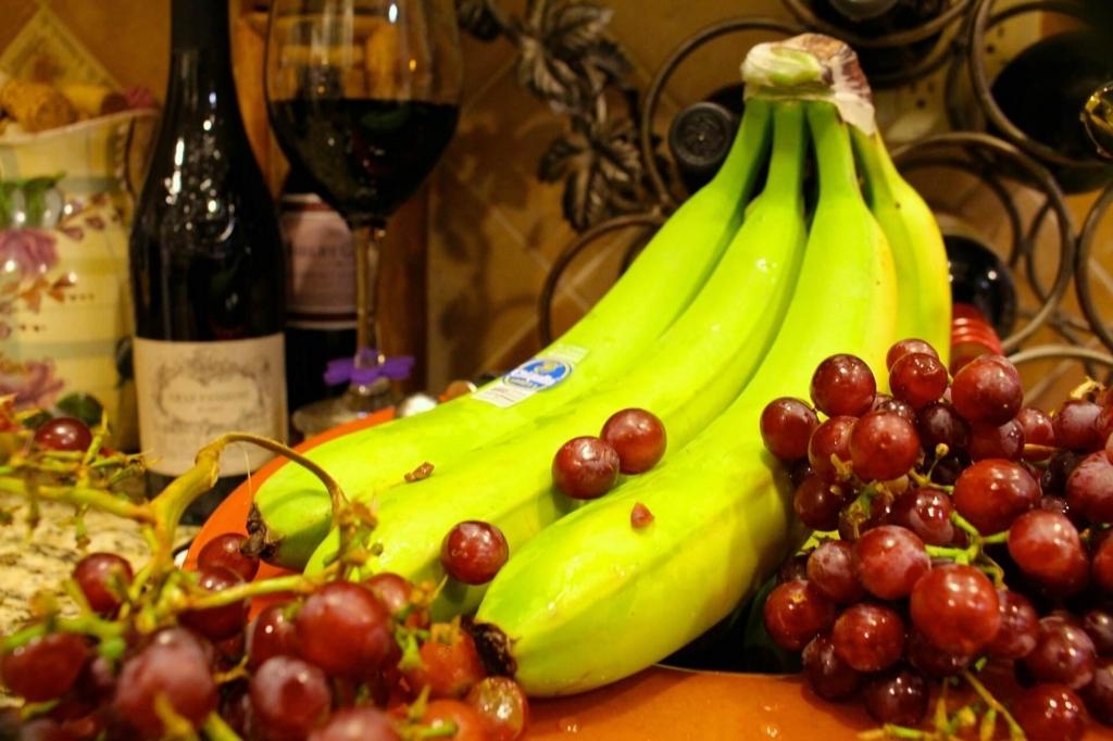 バナナでストレスから身を守る