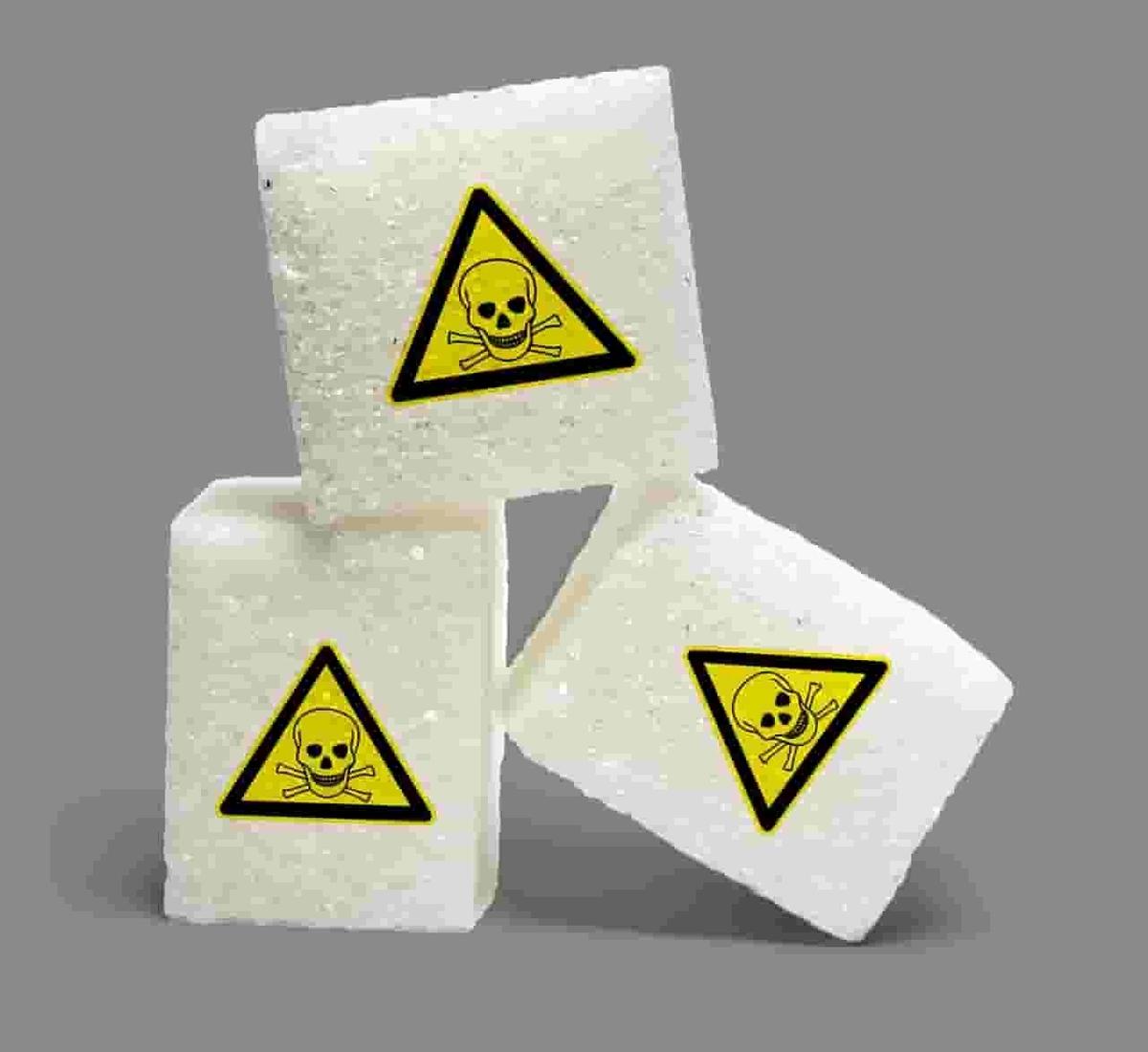 砂糖は糖尿病になるという警告