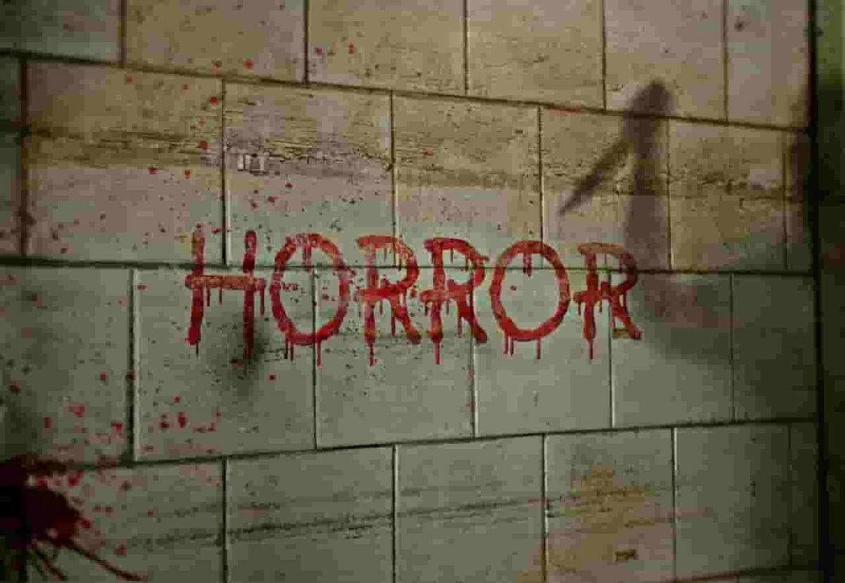 切り裂きジャックが腎臓、血の付いたナイフと一緒に送った血で書かれた手紙