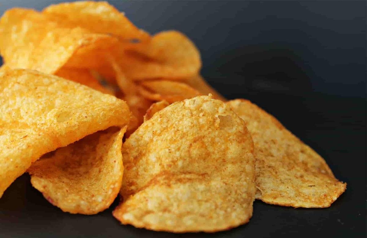 体に悪く悪魔の食べ物と言われているポテトチップス