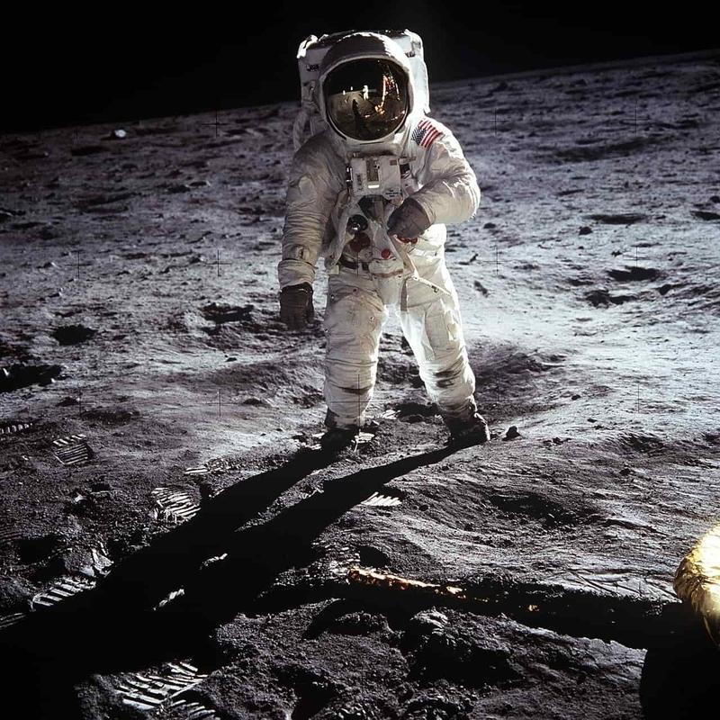 アポロ計画成功の瞬間