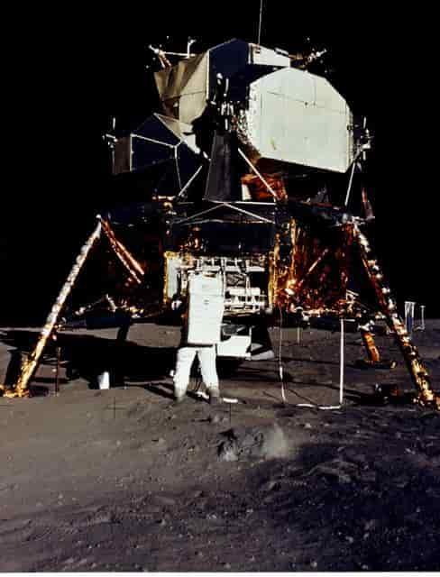 アポロ月着陸船「イーグル」号