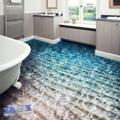 Turn Your bathroom floors into 3d Epoxy  Floor