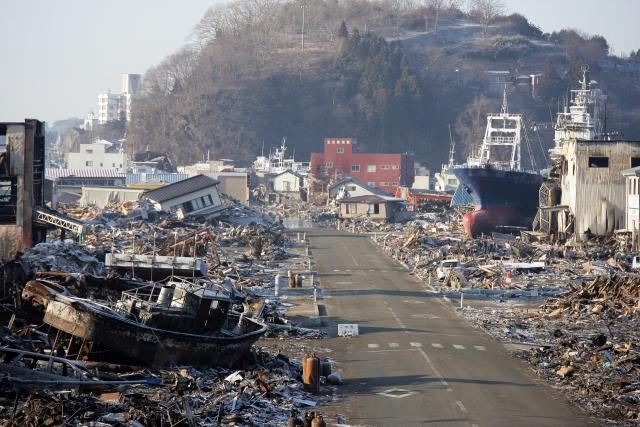 東日本大震災 地震の準備