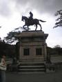 青葉城跡と伊達政宗