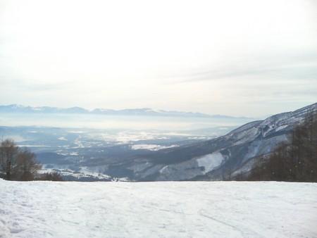 ゴンドラ降り場からの風景