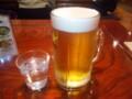生ビール大メガジョッキ