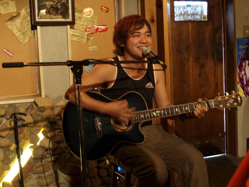 2008.7.13 母さんお茶! @ 尼崎ライブショットブラントン