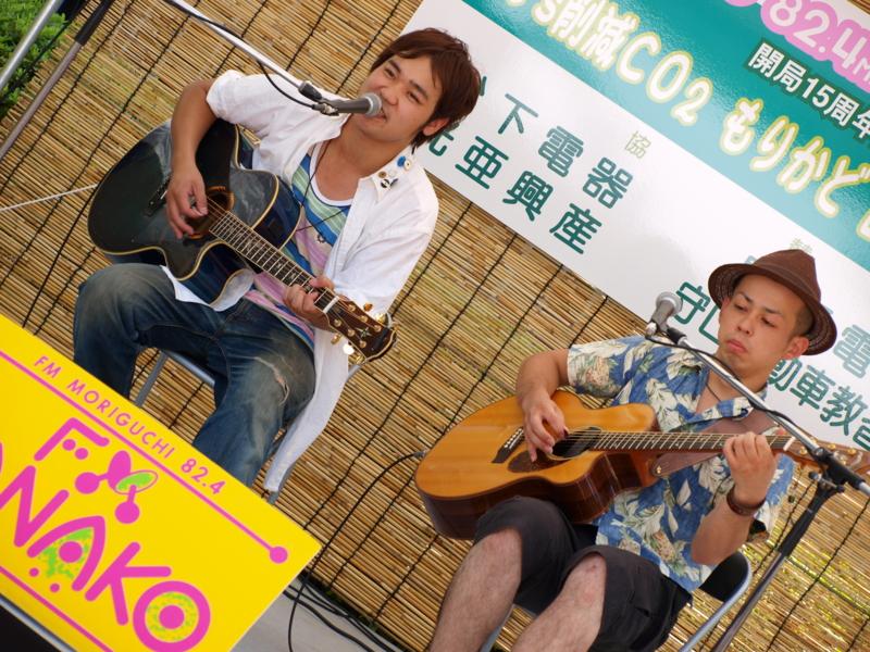 2008.7.20 FM HANAKO15周年記念公開放送
