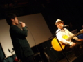 2009-03-29 わたなべゆう ふたりオーケストラ @ 5th street