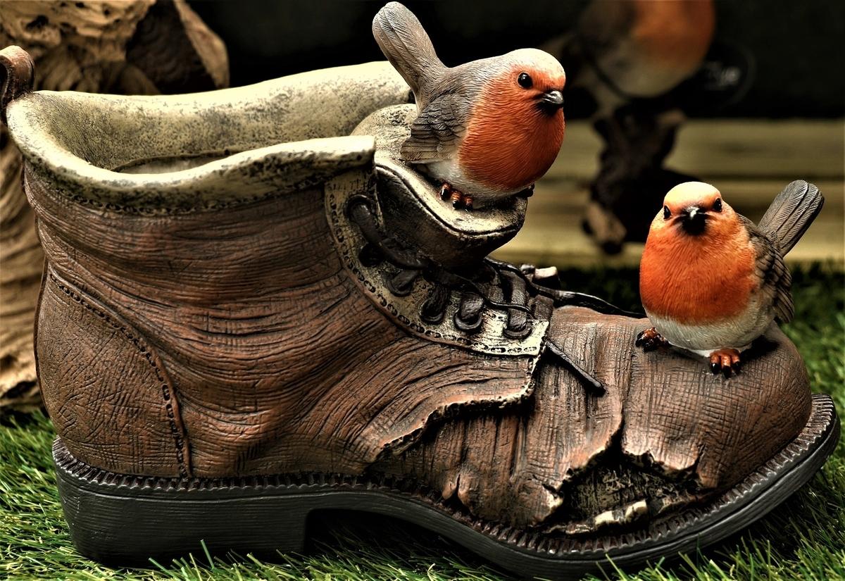 大狼殺しの靴「ヴィザール」