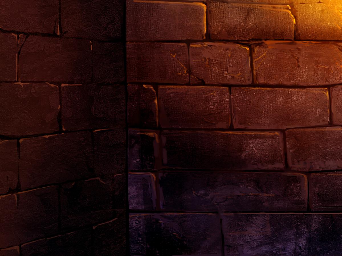 中世ダークファンタジー剣戟譚『LANCASTER《ランカスター》』:オークリー村の教会内部