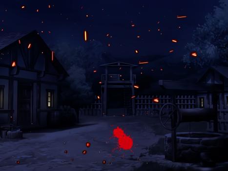 中世ダークファンタジー剣戟譚『LANCASTER《ランカスター》』:オークリー村