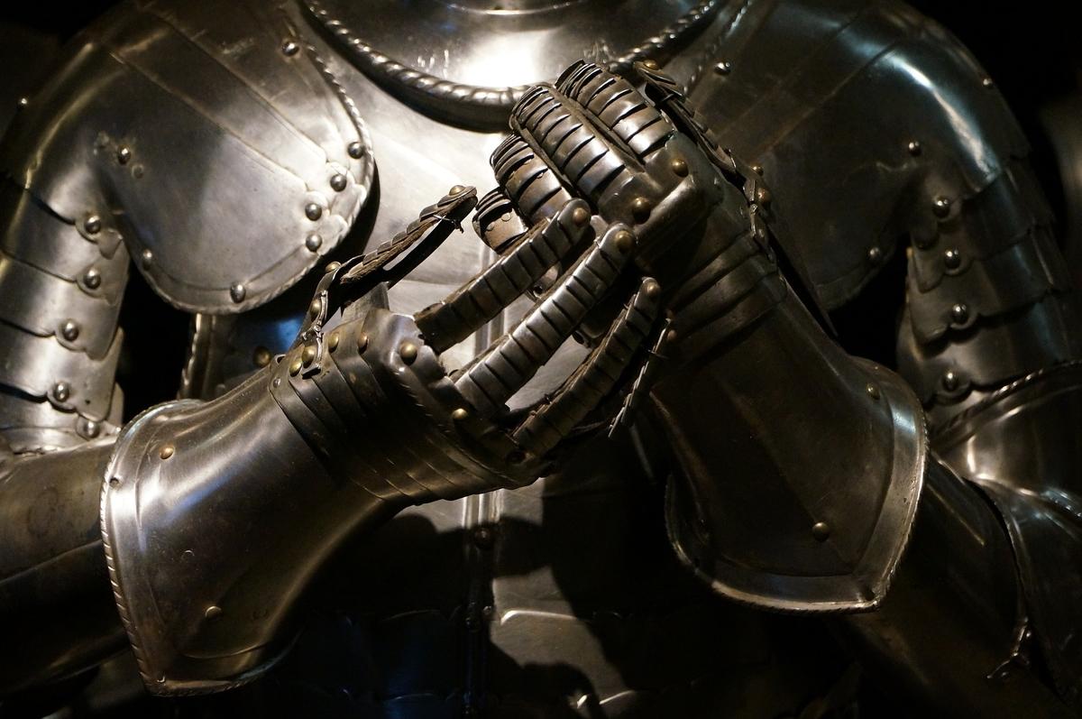 無敵の鎧「カヴァーチャ」