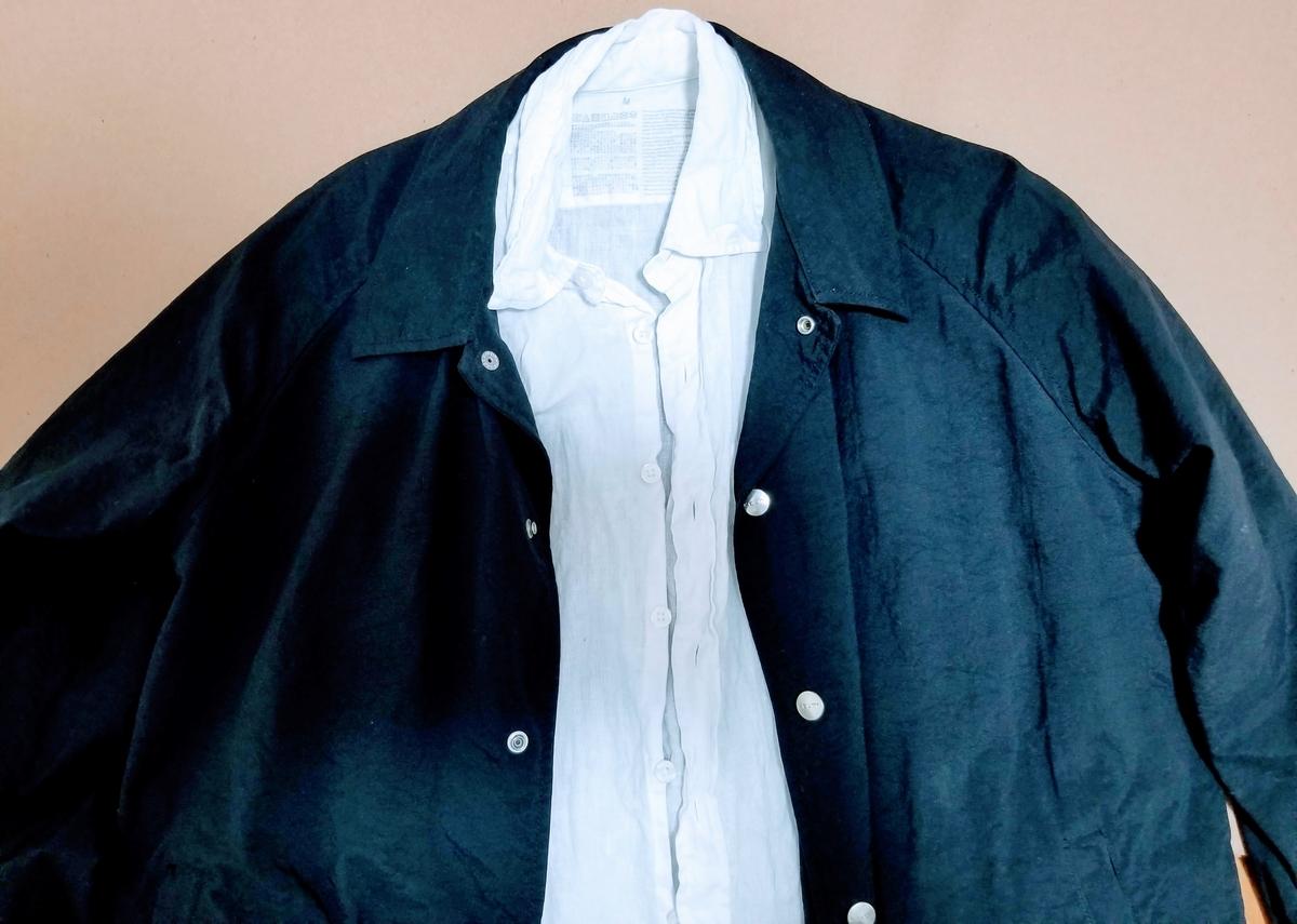 """私服勤務の人にオススメしたい""""シンプルで使いやすい服"""""""