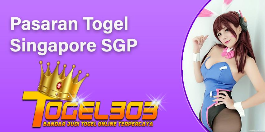 Pasaran Togel Singapore SGP
