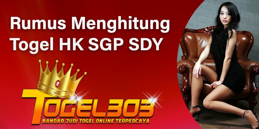 Rumus Menghitung Togel HK SGP SDY