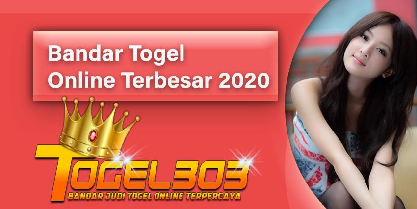 Bandar Togel Online Terbesar 2020