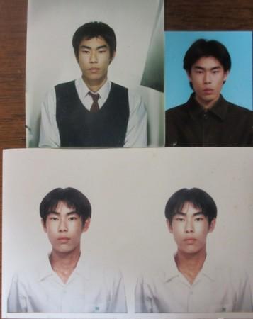 藤田信之の顔写真(98年~2006年の顔写真)