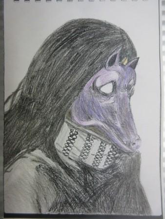 入見カヤ:黒狗2