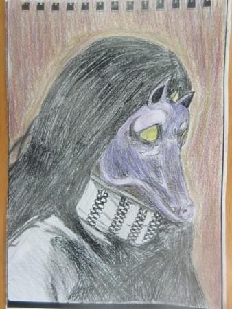 入見カヤ:黒狗3