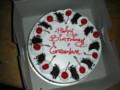 [Birthday][Cake]