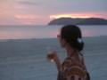 [Sunset@Pantai][Chenang]