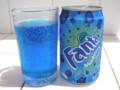 [Fanta][blueberry]