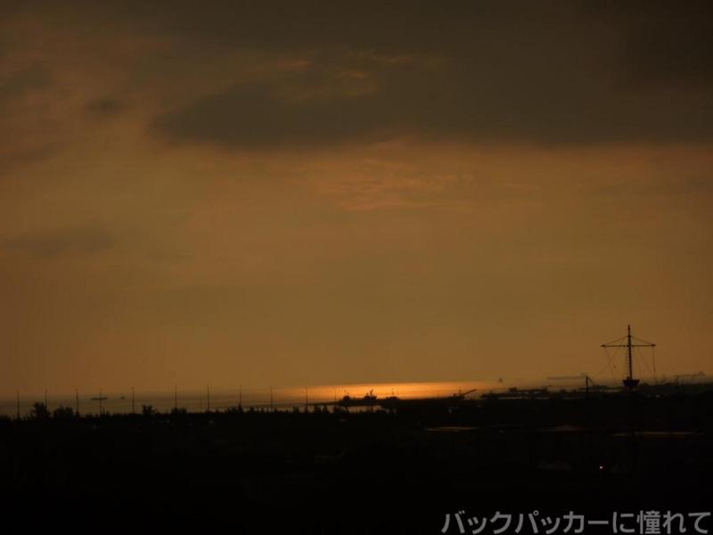 20150127201955 - マラッカのセントポールの丘で沈む夕日 〜深夜特急のあしあと〜