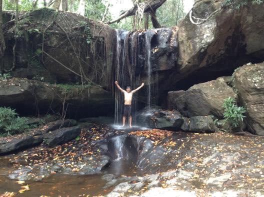 20150517185208 - 水中遺跡のクバルスピアンでシェムリアップ川の源流を浴びてきた!