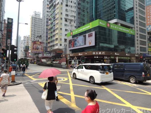 20151012112534 - 【香港】尖沙咀から旺角の昼散歩!雨傘革命と女人街の路上マーケットから