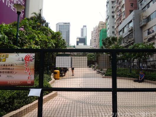20151012145911 - 【香港】尖沙咀から旺角の昼散歩!雨傘革命と女人街の路上マーケットから