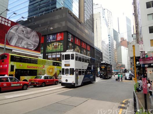 20151015152101 - 【香港島】中環から上環へ!トラムに乗って湾仔の街歩き