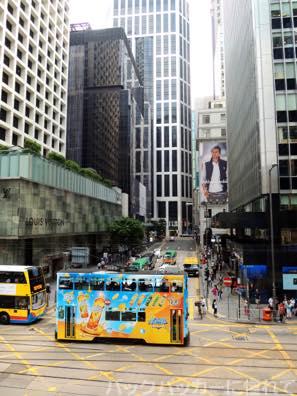 20151015170507 - 【香港島】中環から上環へ!トラムに乗って湾仔の街歩き